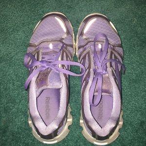 Reebok ZigTech Sneaker in Purple